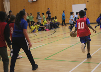 Redbridge Primary School Mini 3 Vs. 3 Basketball Event
