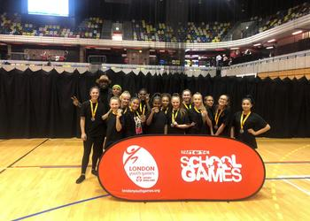 London Youth Games Dance Final!