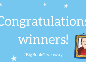 James Patterson's Big Book Giveaway