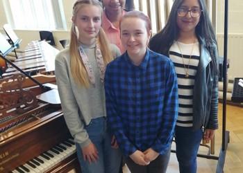 Redbridge School's Piano Showcase