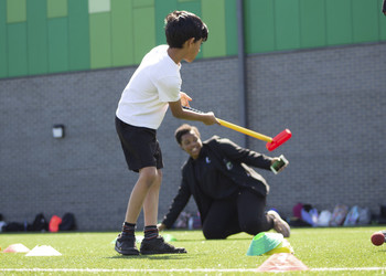 London Youth Games at Mayfield