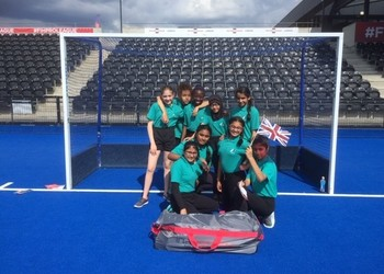 Girls' Hockey - May 2019