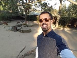 Amundeep Dhaliwal (Selfie)
