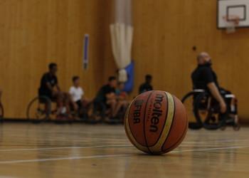 Wheelchair Basketball