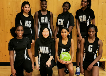 Year 11 Netball Success Vs. Oak's Park