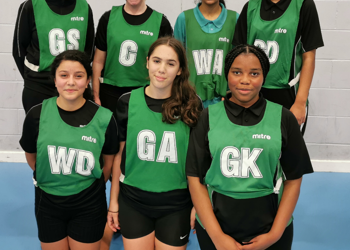 Year 10 Netball Success