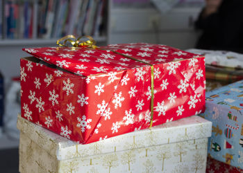 Charity Christmas Boxes