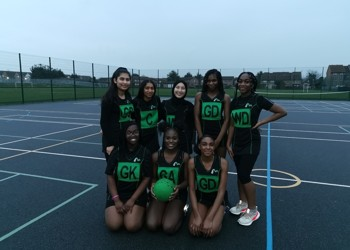 Year 11 Netball Success