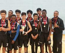 Year 9 basketball team