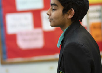 Jack Petchey Speak Out sessions
