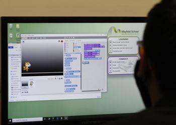 Computer Science Week & One Hour of Code