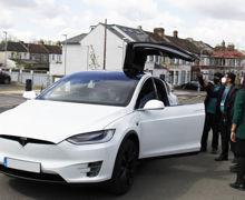 Tesla Mod X