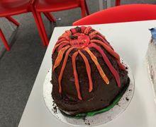 Geo Cake #4