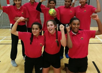 Under 13 Girls' Handball