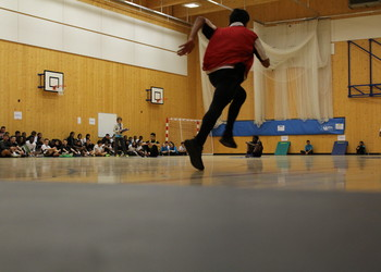 Year 8 Sportshall Athletics