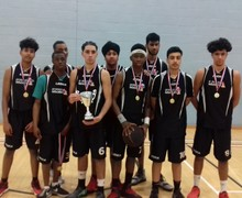 Y11 Basketball Champs 2018