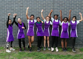 Year 7 Netball Final - End of the Season