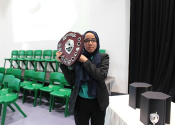 KS3 Spelling Bee Final 2018