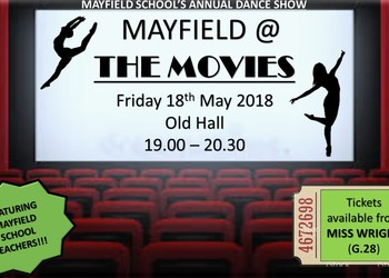 Mayfield at the Movies Dance Show