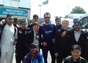 Essex Cricket Trip