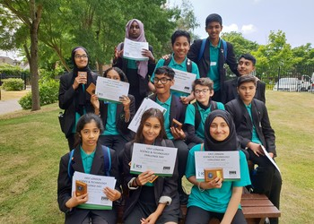 East London Science and Technology Challenge Day
