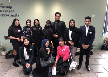 Mayfield MUN Delegation 2018