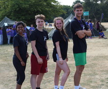 Sports Leaders