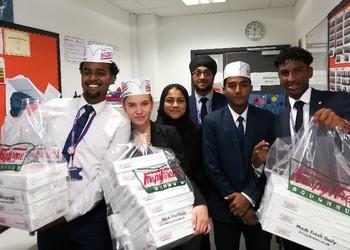 Students   Doughnuts