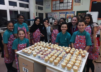 Baking for Children in Need