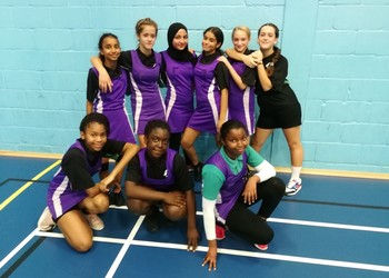 Year 8 Netball Success