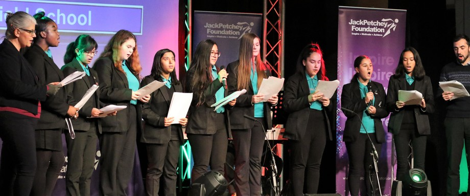 Jack petchey music performance