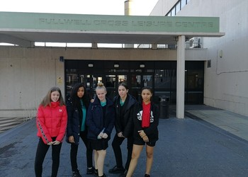 Girls' Borough Swimming Gala